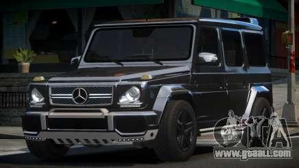 Mercedes-Benz G65 SP V1.1 for GTA 4