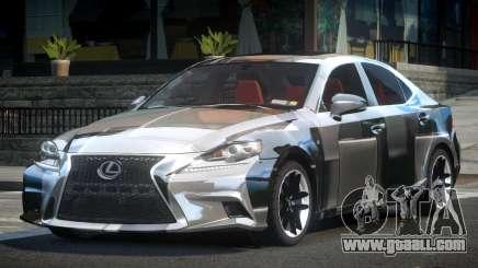 Lexus IS 350 SR L1 for GTA 4