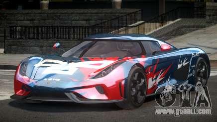 Koenigsegg Regera GT L7 for GTA 4