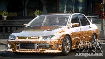 Mitsubishi Evolution VIII GS L8 for GTA 4