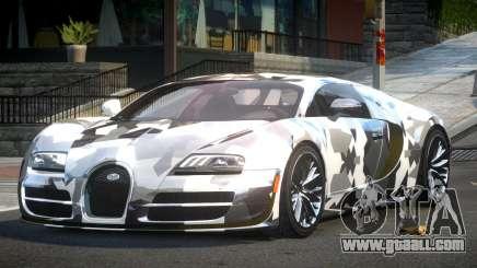 Bugatti Veyron GT R-Tuned L4 for GTA 4