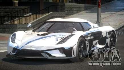 Koenigsegg Regera GT L9 for GTA 4