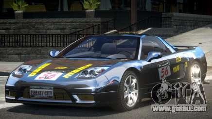 Acura NSX R-Tuned L3 for GTA 4