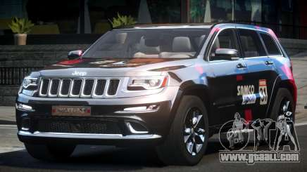 Jeep Grand Cherokee E-Style L3 for GTA 4