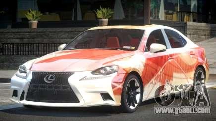 Lexus IS 350 SR L4 for GTA 4