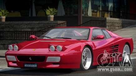 Ferrari Testa Rossa 512 for GTA 4