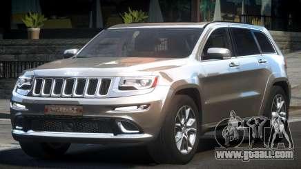 Jeep Grand Cherokee E-Style for GTA 4