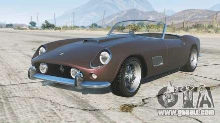 Ferrari 250 GT California Passo Lungo 1959 for GTA 5