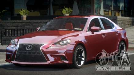 Lexus IS 350 SR for GTA 4