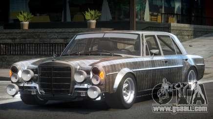 Mercedes-Benz W109 PJ2 for GTA 4