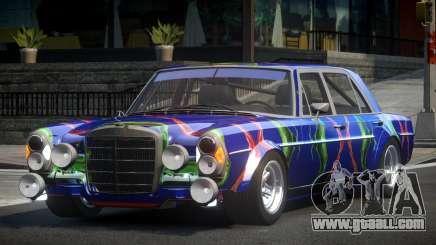 Mercedes-Benz W109 PJ8 for GTA 4