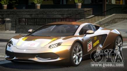 Arrinera Hussarya GT L9 for GTA 4