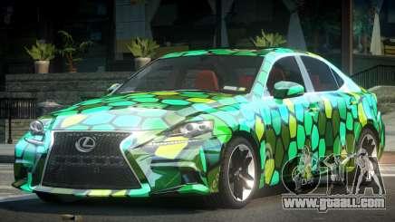 Lexus IS 350 SR L10 for GTA 4
