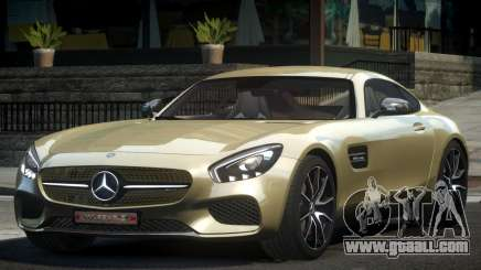 Mercedes-Benz ES AMG GT for GTA 4