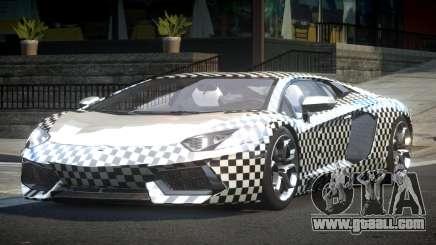 Lamborghini Aventador GS Tuned L4 for GTA 4