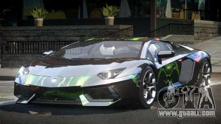 Lamborghini Aventador GS Tuned L8 for GTA 4