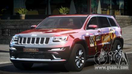 Jeep Grand Cherokee E-Style L1 for GTA 4