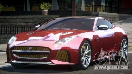 Jaguar F-Type GT for GTA 4