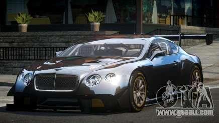 Bentley Continental GT Racing for GTA 4