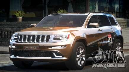 Jeep Grand Cherokee E-Style L5 for GTA 4