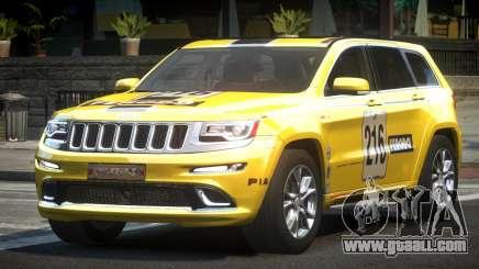 Jeep Grand Cherokee E-Style L11 for GTA 4