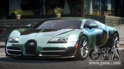 Bugatti Veyron GT R-Tuned L1 for GTA 4