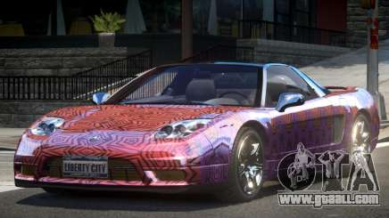 Acura NSX R-Tuned L6 for GTA 4