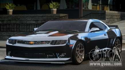 Chevrolet Camaro S-Evil for GTA 4