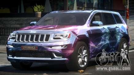 Jeep Grand Cherokee E-Style L6 for GTA 4