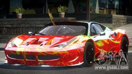 Ferrari 458 GST L4 for GTA 4