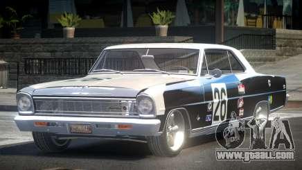 Chevrolet Nova BS S-Tuning L3 for GTA 4