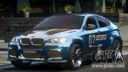 BMW X6 BS-Tuned L3 for GTA 4