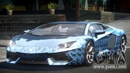Lamborghini Aventador GS Tuned L6 for GTA 4