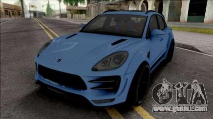 Porsche Macan Ursa TopCar for GTA San Andreas