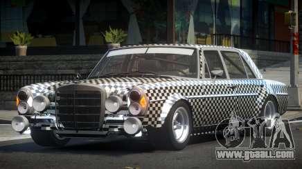 Mercedes-Benz W109 PJ4 for GTA 4