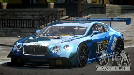 Bentley Continental GT Racing L8 for GTA 4