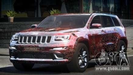 Jeep Grand Cherokee E-Style L10 for GTA 4