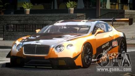 Bentley Continental GT Racing L1 for GTA 4