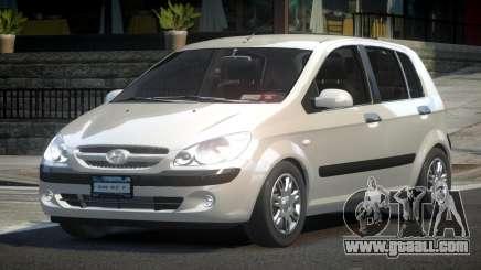 Hyundai Getz RS for GTA 4