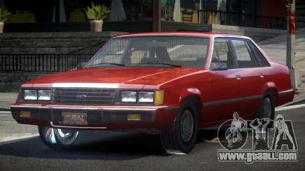 Ford LTD V1.1 for GTA 4