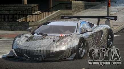 McLaren MP4 GT3 L7 for GTA 4