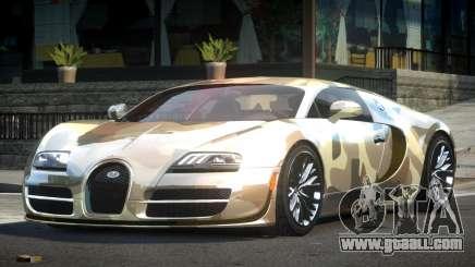 Bugatti Veyron GT R-Tuned L2 for GTA 4