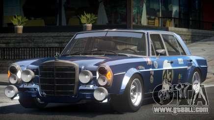 Mercedes-Benz W109 PJ9 for GTA 4