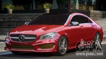 Mercedes-Benz CLA SN for GTA 4