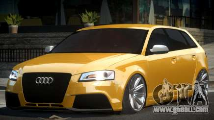 Audi RS3 8PA for GTA 4