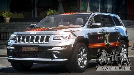 Jeep Grand Cherokee E-Style L7 for GTA 4
