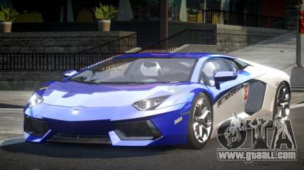 Lamborghini Aventador GS Tuned L3 for GTA 4