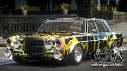 Mercedes-Benz W109 PJ1 for GTA 4