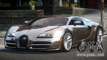 Bugatti Veyron GT R-Tuned L10 for GTA 4