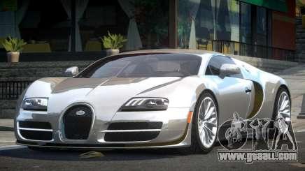 Bugatti Veyron GT R-Tuned for GTA 4